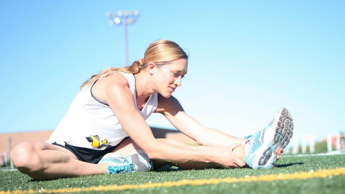Warm-up exercises are essential to prevent sprains
