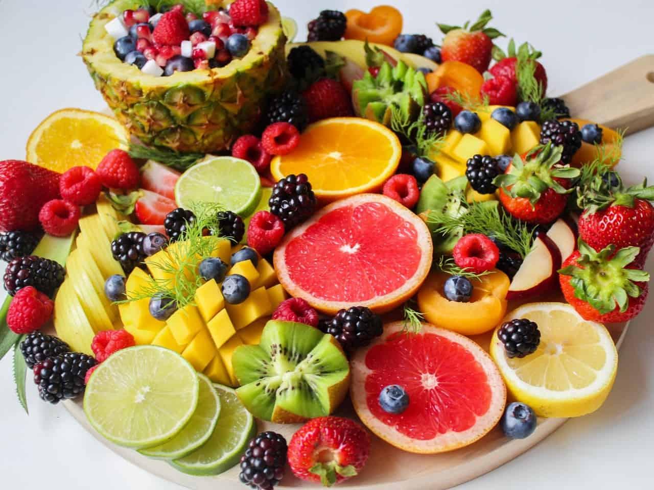 Fruits - gastritis