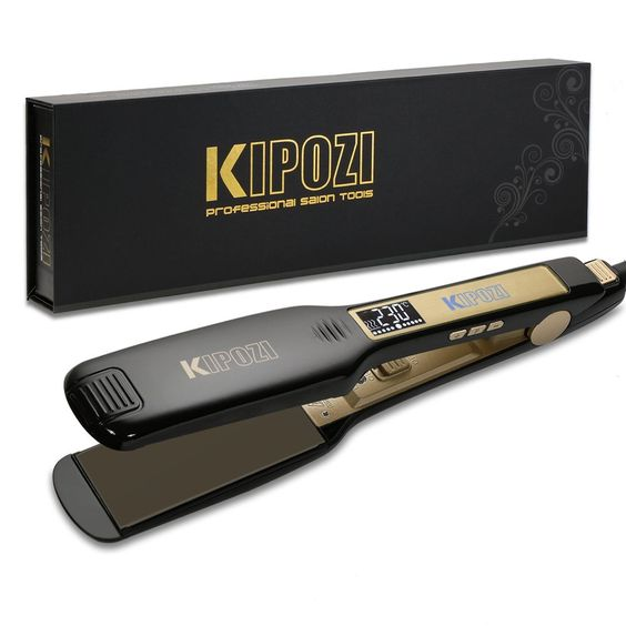 KIPOZI Professional Hair Irons