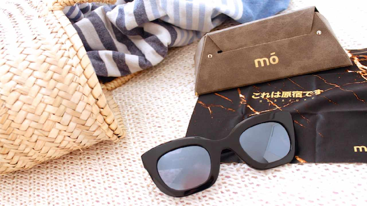 summer vacation sunglasses