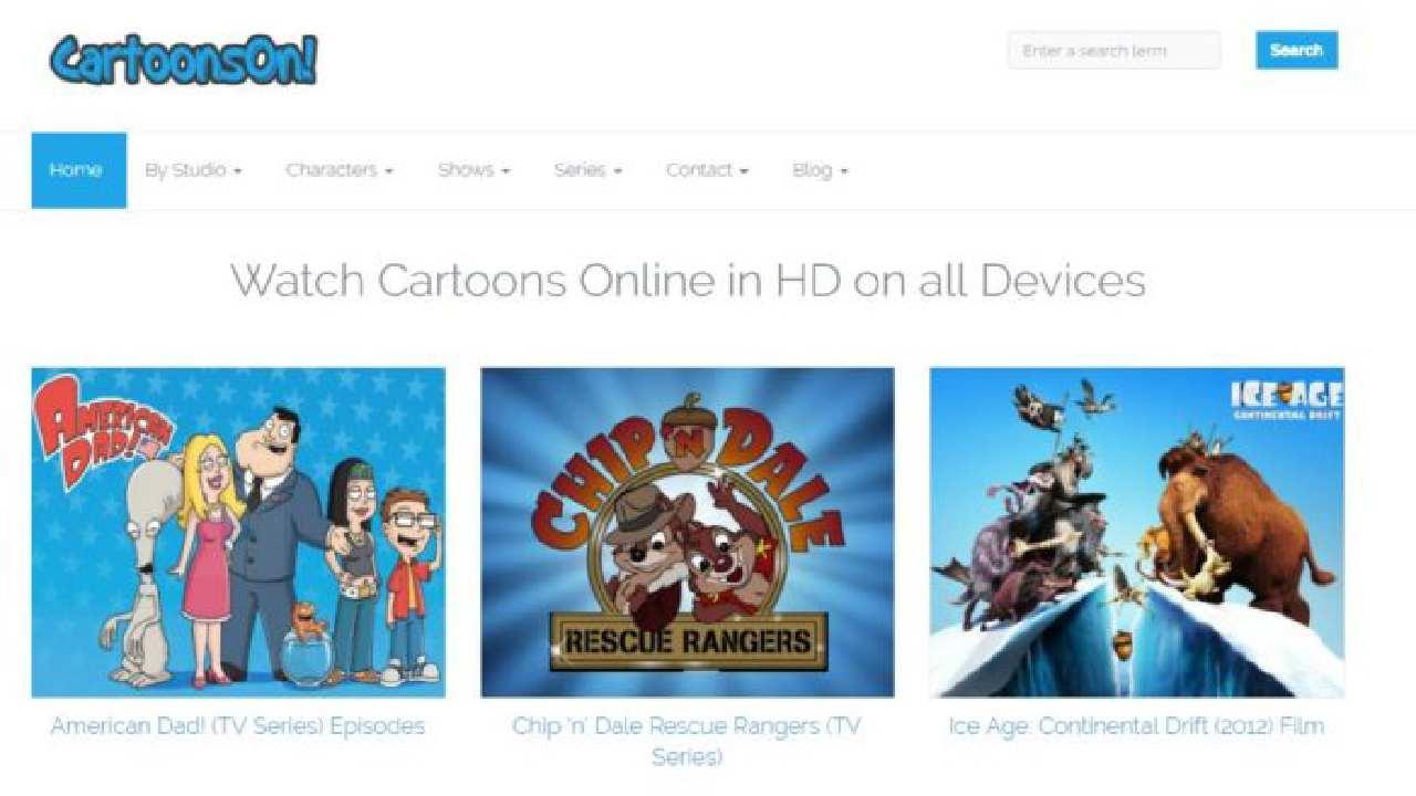 Cartoonson - watchcartoononline