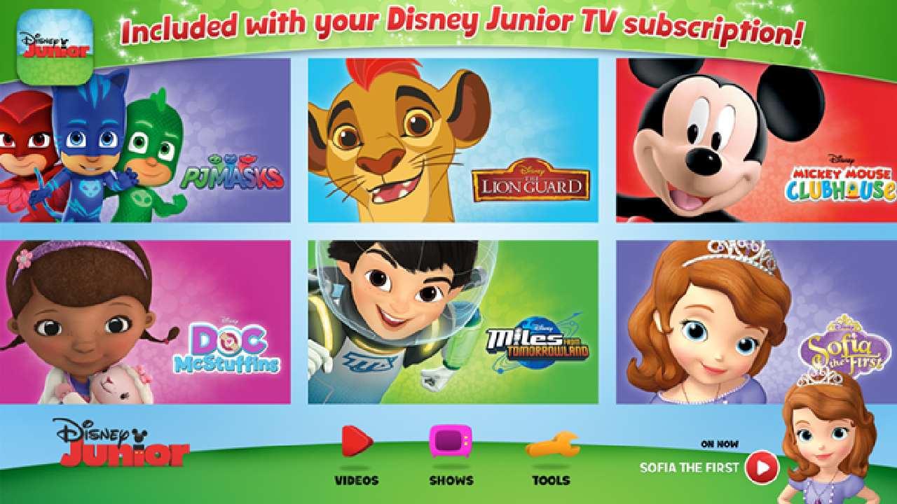 Disney Junior - Watch Cartoon Online