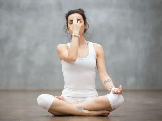 Sama Vritti Pranayama - anxiety