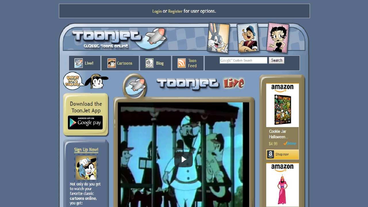 ToonJet - watchcartoononline