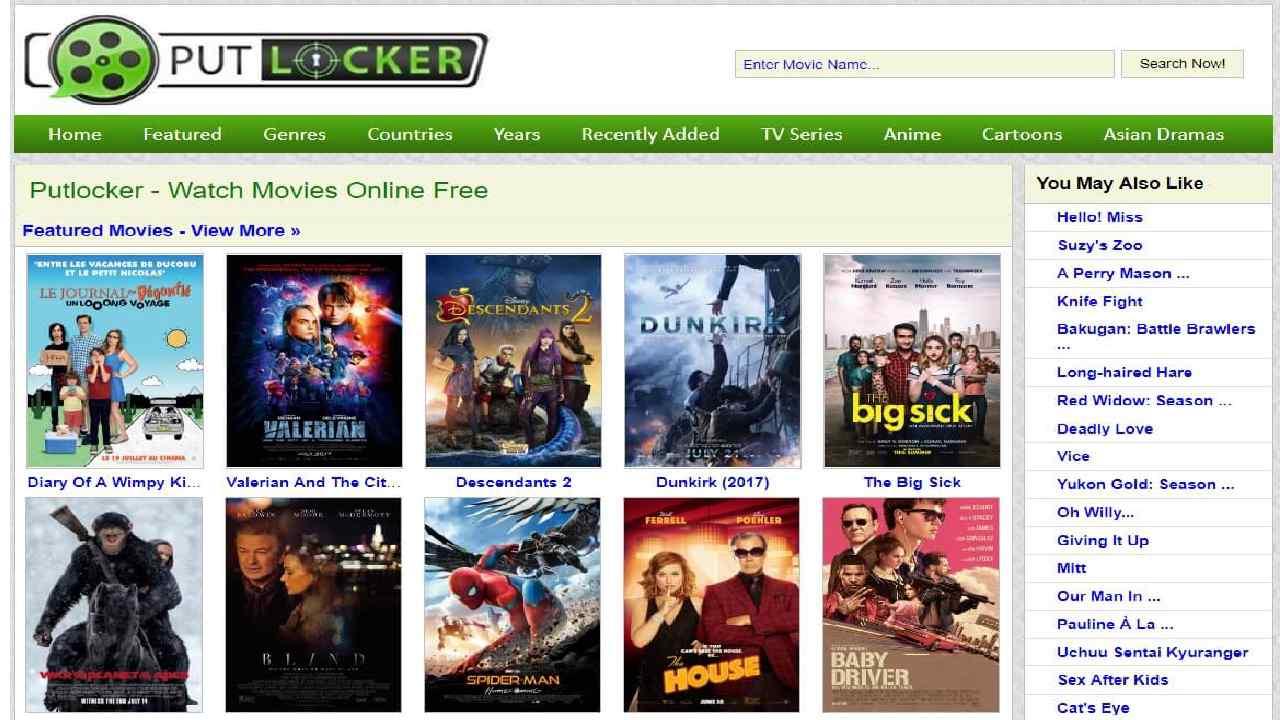 Putlocker - flixtor movie free