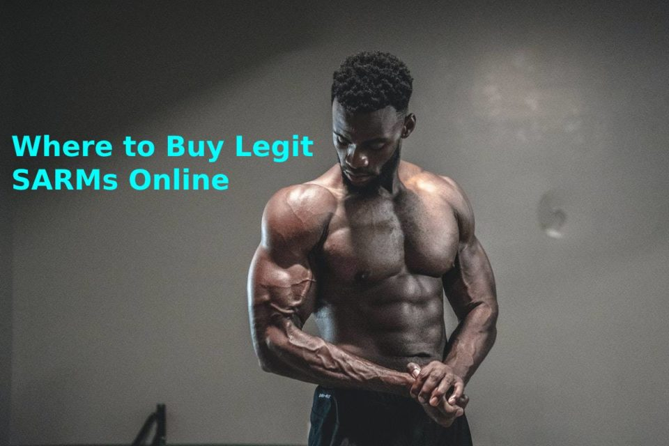Where to Buy Legit SARMs Online