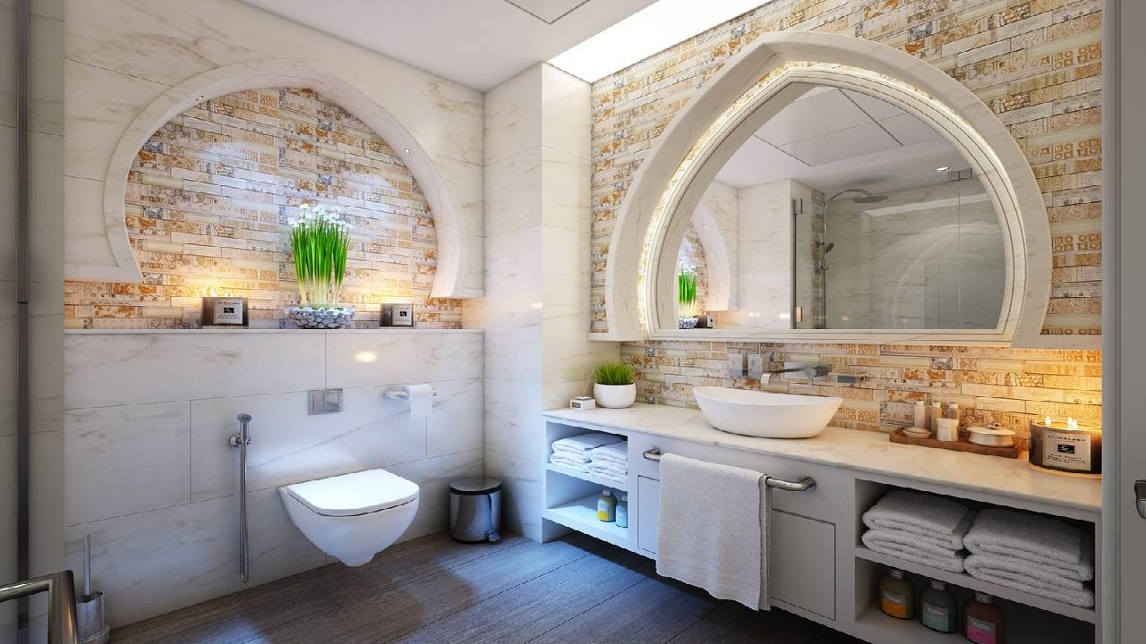 Be Smart in Positioning the Bathroom