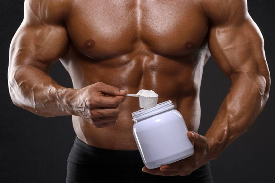 Building Muscle With The Help Of Supplements