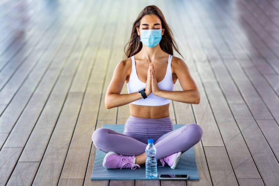 Yoga Mask