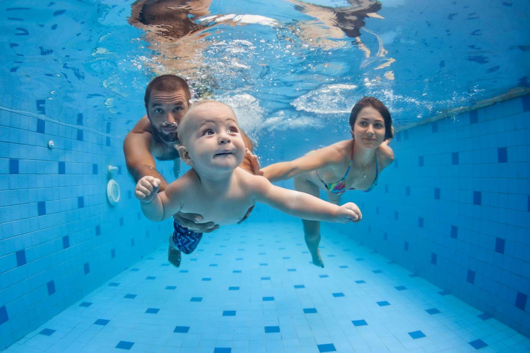 Earliest Age to Teach How to Swim