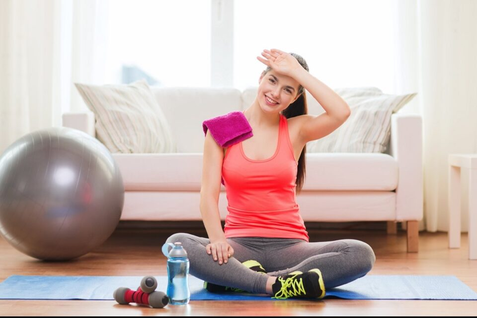 quick tips to stay fit during house moves